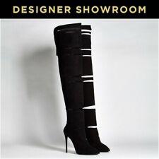 60137bfe31537 Giuseppe Zanotti Over-the-Knee Boots for Women for sale   eBay