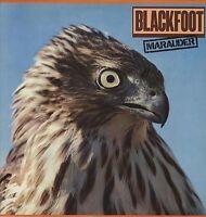 BLACKFOOT Marauder 1981 UK vinyl LP EXCELLENT CONDITION