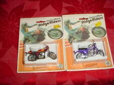 1977 Zee Toys Ridge Riders Kawasaki Mach Iii, + Honda 750 Motorcycles M.I.P