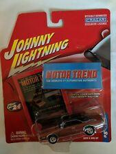 Johnny Lightning Motor Trend #8 1968 Dodge Charger (K)