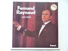 FERNAND RAYNAUD Album 2 disques 6995104 IMPACT