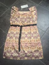 NIEUW! LAVAND korte jurk multicolor maat L