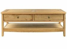 John Lewis Less than 60cm High Oak Rectangle Coffee Tables