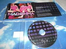 MADONNA - HUNG UP UK CD SINGLE CD2 W/RARE MIXES