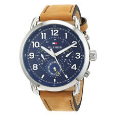Tommy Hilfiger Brown Mens Analog casual BRIGGS 1791424