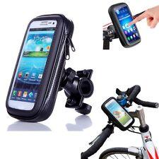 Waterproof Bike Bicycle Motorcycle Handlebar Mount Holder Case For Cell Phone