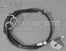 CHRYSLER VOYAGER Mk5 2.8D Handbrake Cable Left 2007 on ENS Hand Brake Parking