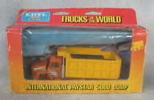 1410 International Paystar 5000 DumpTrucks Of The World By Ertl Vintage NMIB