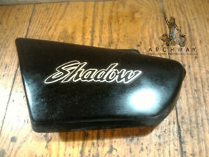 VERY NICE 1985 Honda Shadow VT700C VT700 700 Left Side Cover