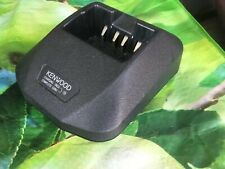 KENWOOD KSC-16 RAPID DESKTOP CHARGER WITH UK POWER SUPPLY FOR KNB-14 KNB-15