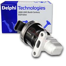 Delphi EGR Valve for 2000-2005 Buick Century - Exhaust Gas Recirculation hz