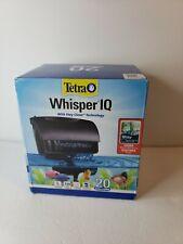 Tetra Whisper IQ Power Filter 20 Gallons
