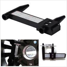 Car Portable 4/5/6/8 Lug Precise Tire Bolt Wheel Rim Ruler Gauge Measuring Meter