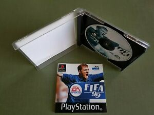 FIFA 99 - PlayStation PS1 PAL Ita