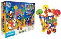 Mega 74 Piece Marble Mountain Run Race Construction Building Kids Game Toy Set