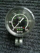 Vintage HUFFY Bike Speedometer - Original 1970's Bicycle Accessory NOS Speedo