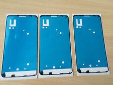 3 x New Adhesive Glue Stickers Samsung Galaxy Note 3 III N9005 Glass Screen Fix