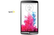 LG G3 Sprint Android Smartphone  32GB Metallic Black
