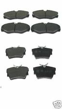 Renault Trafic 1.9 2.0 2.5 DCi  2001-10 Front & Rear Brake Disc Pads set of 8