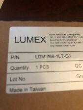 LED Displays & Accessories Grn 96x8 Dot Matrix UART Display ( LDM-768-1LT-G1)
