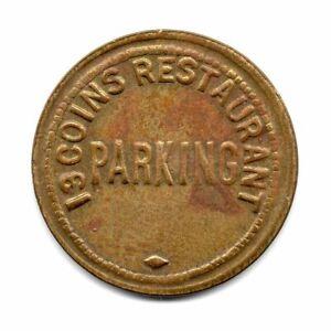 13 COINS RESTAURANT PARKING *** SEATTLE, WASHINGTON *** WA 3780-AGb