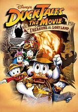 *RARE DISNEY REWARDS OOP Ducktales The Movie Treasure of the Lost Lamp DVD 2006