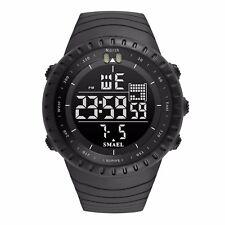 Men's New LED Digital Sport Military Tactical Watch Waterproof Quartz Watches