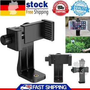 Smartphone Telefonhalter Stativ Adapter Handyhalter Halterung für Phone Kamera