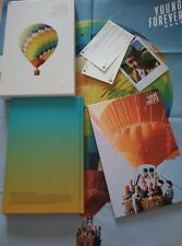 Signed Album BTS Bangtan Boys Young Forever CD ALL7 Hand Autograph Day version