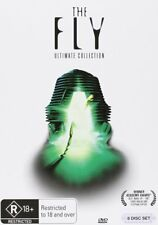 THE FLY ULTIMATE COLLECTION 8 DISC AUSTRALIAN IMPORT REGION 4 NEW SEALED + TRKG