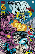 UNCANNY X-MEN ANNUAL (1995)  - Back Issue