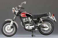 WOW EXTREMELY RARE Yamaha SR500 1978 Black #06650 BNIB 1:10 Schuco
