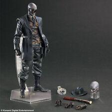 *NEW* Metal Gear Solid V Phantom Pain: Skull Face Play Arts Kai Action Figure
