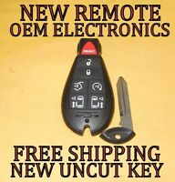 NEW 08 09 10 CHRYSLER TOWN & COUNTRY KEYLESS REMOTE FOB FOBIK FOR 05026197 AD AF