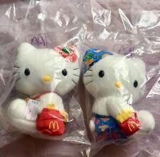 Hello Kitty Dear Daniel Swimming Suit Beach Plush Set Sanrio McDonald's 1999