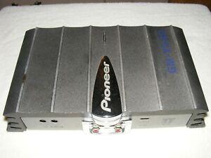 Pioneer Mosfet Bridgeable 2 channel Power Amplifier model GM-X542 ~ GUC