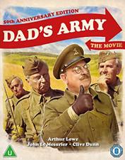 Dads Army The Movie (arthur Lowe John Le Mesurier) Region B Blu-ray