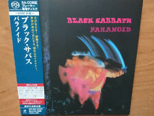 Black Sabbath - Paranoid - SHM SACD - Japan Mini LP