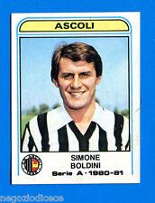 CALCIATORI PANINI 1980-81 - Figurina-Sticker n. 26 - BOLDINI - ASCOLI -New