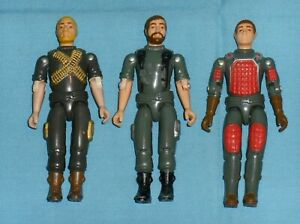 GI G.I. Joe gijoe figure lot #189 Flash Breaker Rock & Roll straight-arm