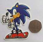 Sonic The Hedgehog-  Car Laptop Van Skateboard Pvc vinyl Sticker Badge
