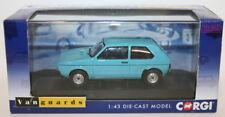 Vanguards 1/43 Scale VA12008 Volkswagen VW Golf MK1 1.1 - Miami Blue