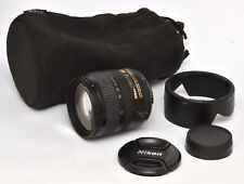 Nikon Zoom-NIKKOR 18-70mm f/3.5-4.5 AF-S DX IF ED G Lens For Nikon F Mount!