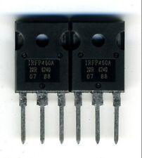 Lot de 2 Transistors IRFP460A Hexfet 500 V - 20 A - 0,27 Ohm