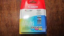Canon CLI-526 C/M/Y Multi-Pack cyan/magenta/yellow