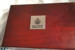 Barcraft Wooden Cased Corkscrew Set