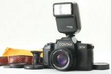 【Exc.+4】 CONTAX 167MT + Carl Zeiss Planar 50mm f/1.7 + TLA20 etc from JAPAN #C-1