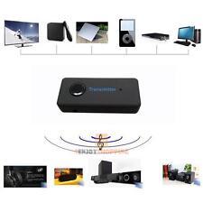 Wireless BluetoothV3.0 A2DP 3.5mm Stereo Music Audio Transmitter Sender Adapter