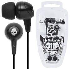 Skullcandy JIB S2DUDZ-003 BLACK In Ear Headphones Earphones Original / Brand New