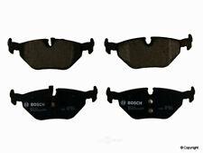 Disc Brake Pad Set-Bosch QuietCast Rear WD Express 520 07630 462